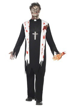 Zombie Priest Costume