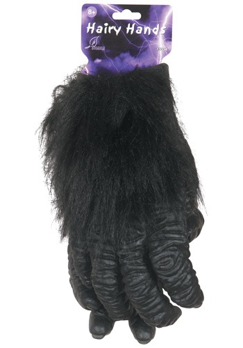 Click Here to buy Gorilla Hands from HalloweenCostumes, USA Funds & Shipping