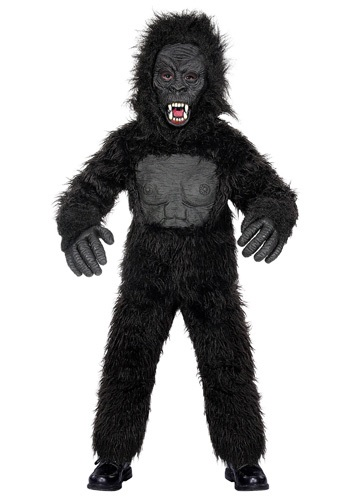 Click Here to buy Kids Gorilla Costume from HalloweenCostumes, CDN Funds