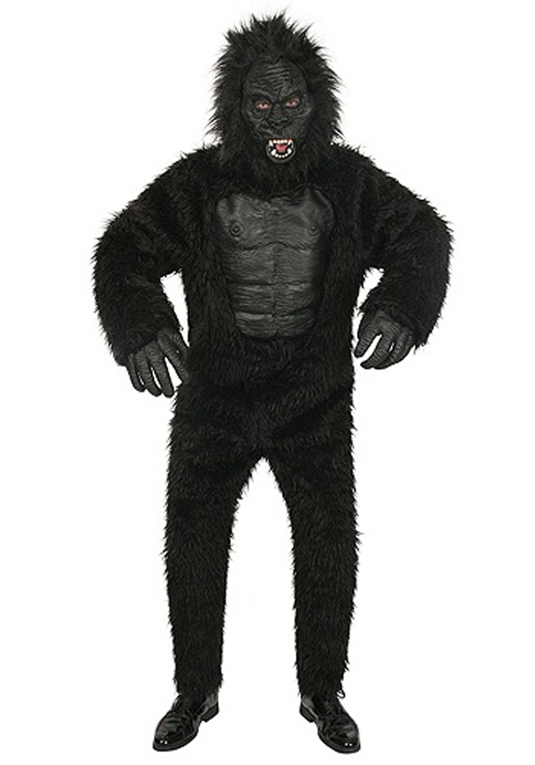 Uncategorized How To Make A Gorilla Costume teen gorilla costume