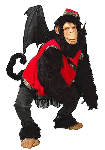 Deluxe Winged Monkey Costume By: Spector Studios for the 2015 Costume season.