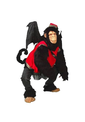Image of Deluxe Winged Monkey Costume