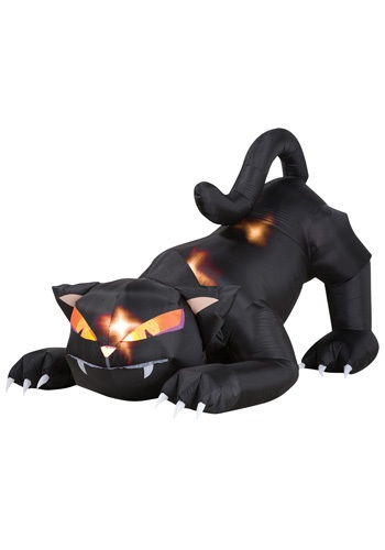 Inflatable Cat w and  Moving Head By: Sunstar Industries for the 2015 Costume season.