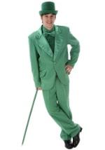 Mens Green Tuxedo Costume