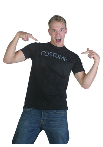 Mens Costume T-Shirt