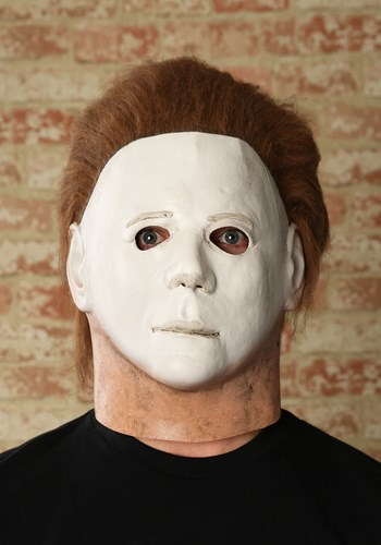 Michael Myers Halloween II Mask By: Trick or Treat Studios for the 2015 Costume season.