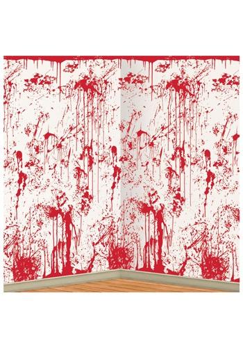 Bloody Wall Backdrop