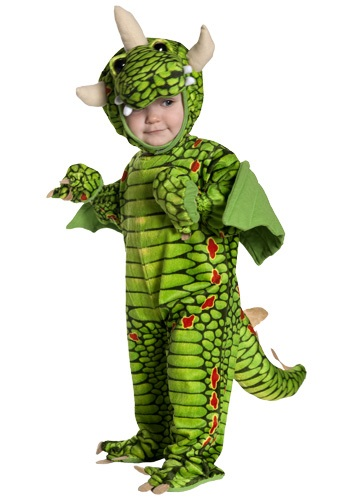 Toddler Dragon Costume By: Underwraps for the 2015 Costume season.