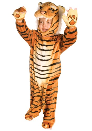 Click Here to buy Baby & Toddler Tiger Costume from HalloweenCostumes