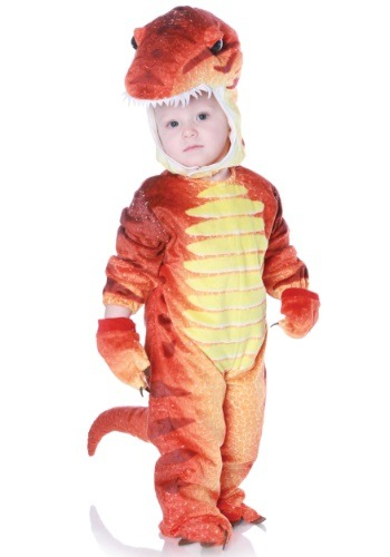Click Here to buy Kids Rust T-Rex Costume from HalloweenCostumes, USA Funds & Shipping