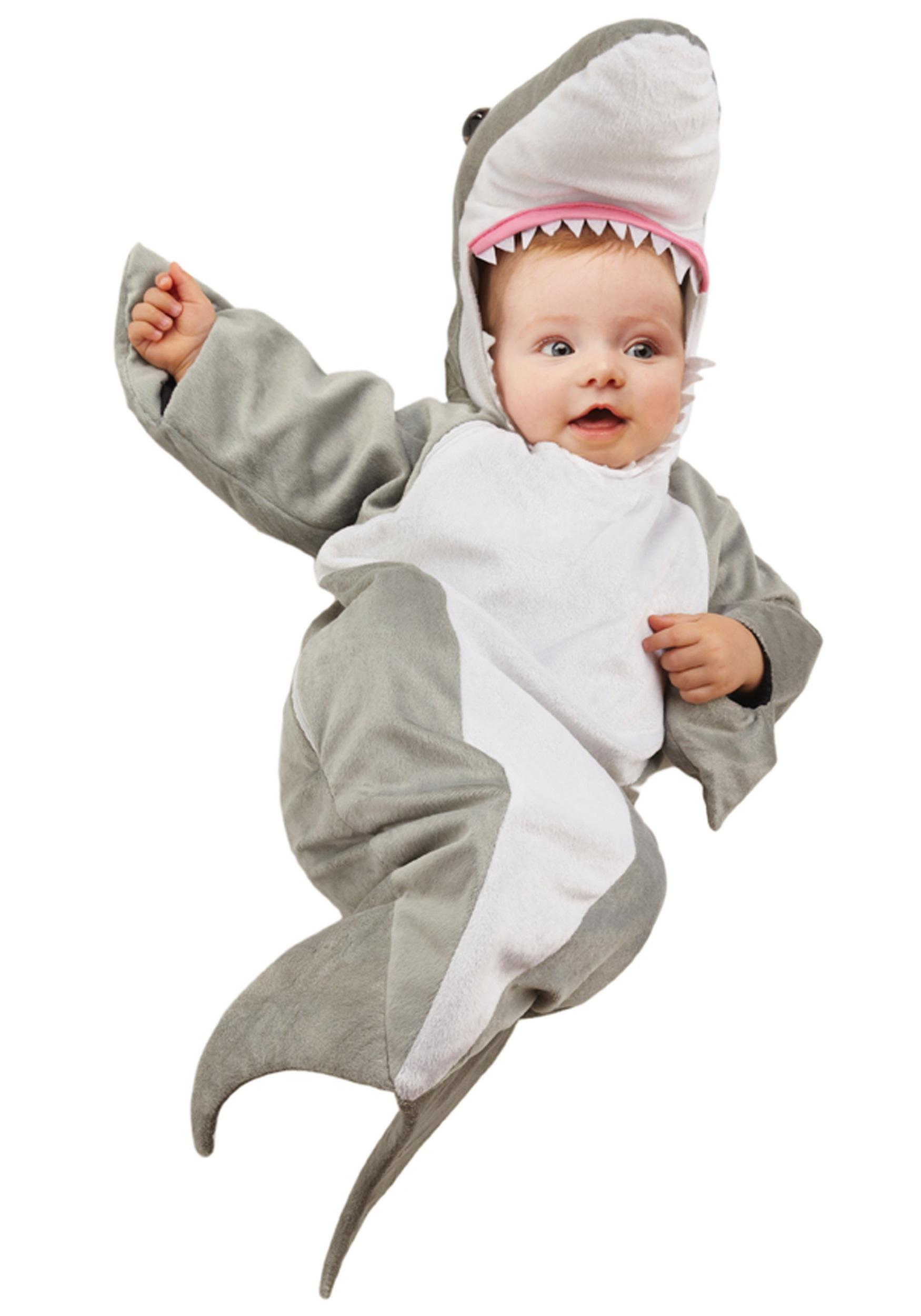 Infant Shark Bunting Costume