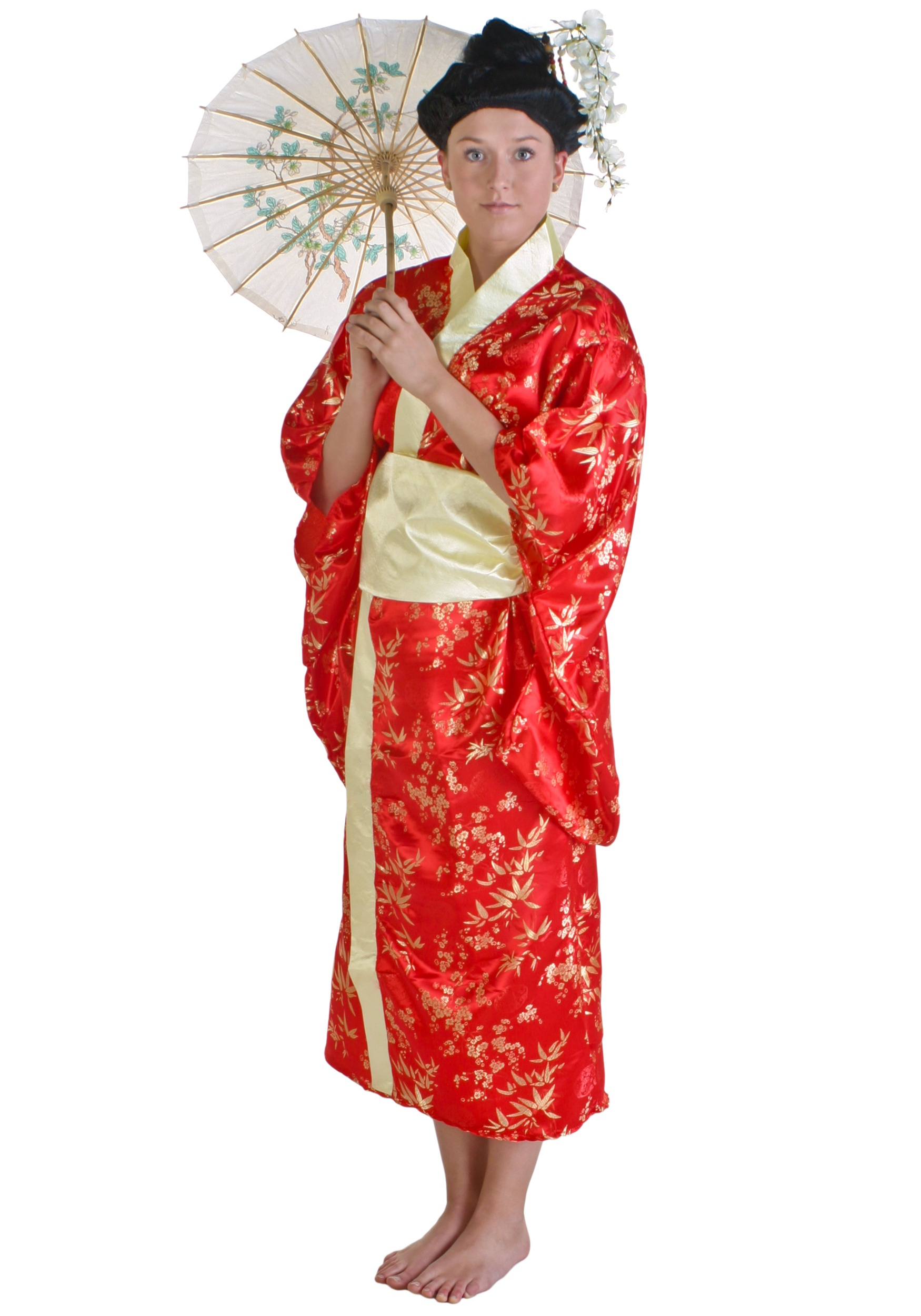 Lastest Japanese Traditional Kimonos Women   Costumes Japan Kimonos Dress