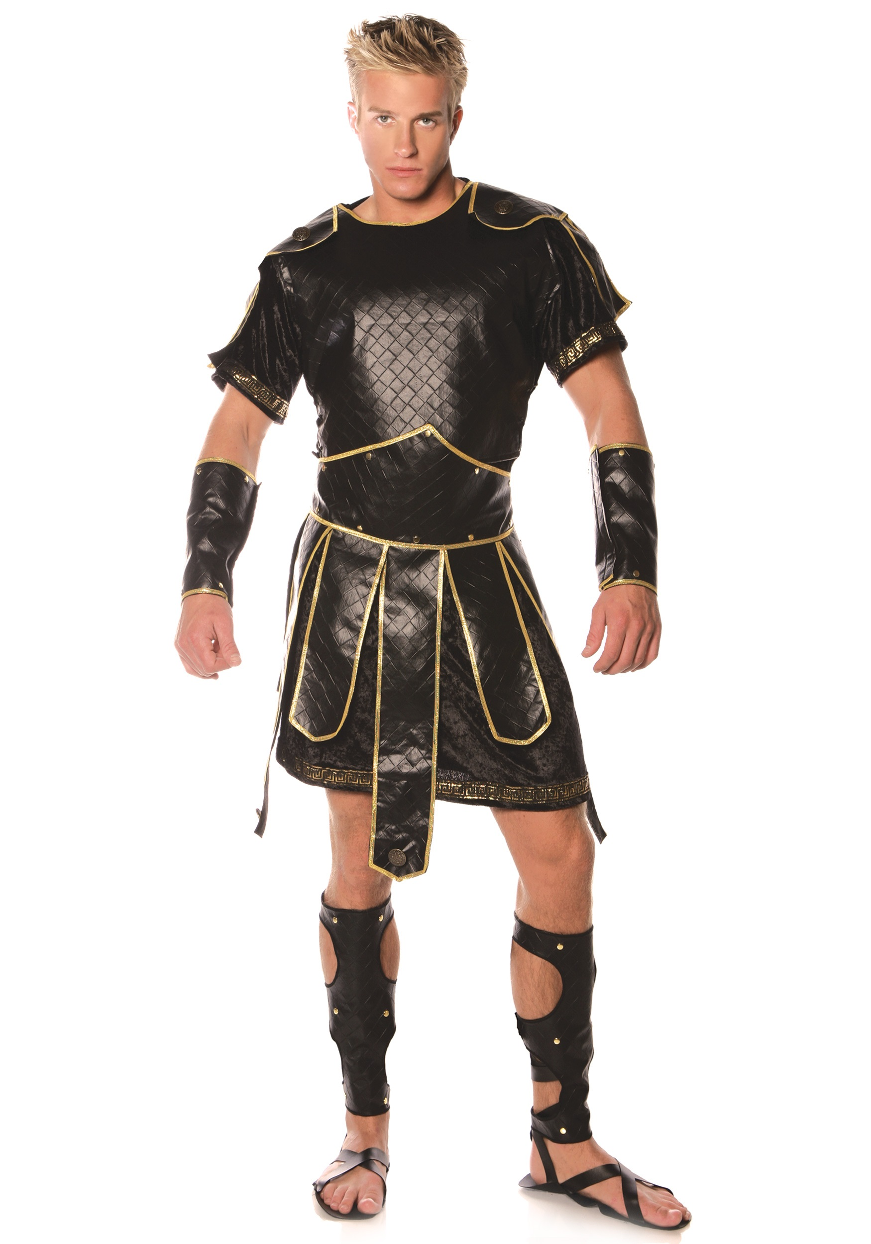 Men's Spartan Costume