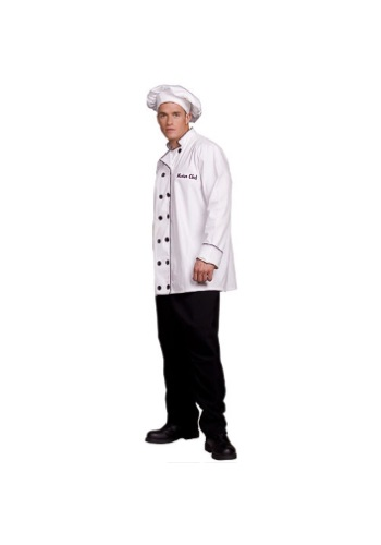 INOpets.com Anything for Pets Parents & Their Pets Mens Chef Costume