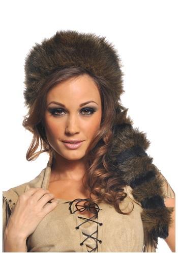 Raccoon Tail Hat