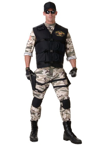 Click Here to buy SEAL Team Costume from HalloweenCostumes, USA Funds & Shipping