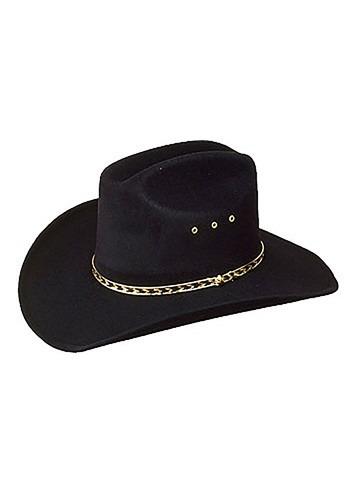 Black cowboy hats