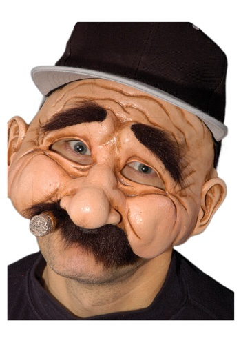 Stan the Man Mask By: Zagone Studios for the 2015 Costume season.
