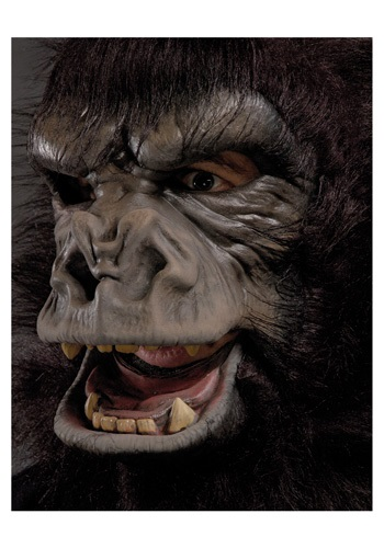 Click Here to buy Two Bit Roar Gorilla Mask from HalloweenCostumes, USA Funds & Shipping