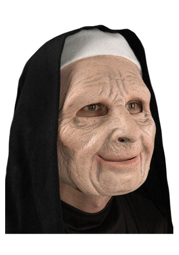 The Town Scary Nun Mask By: Zagone Studios for the 2015 Costume season.