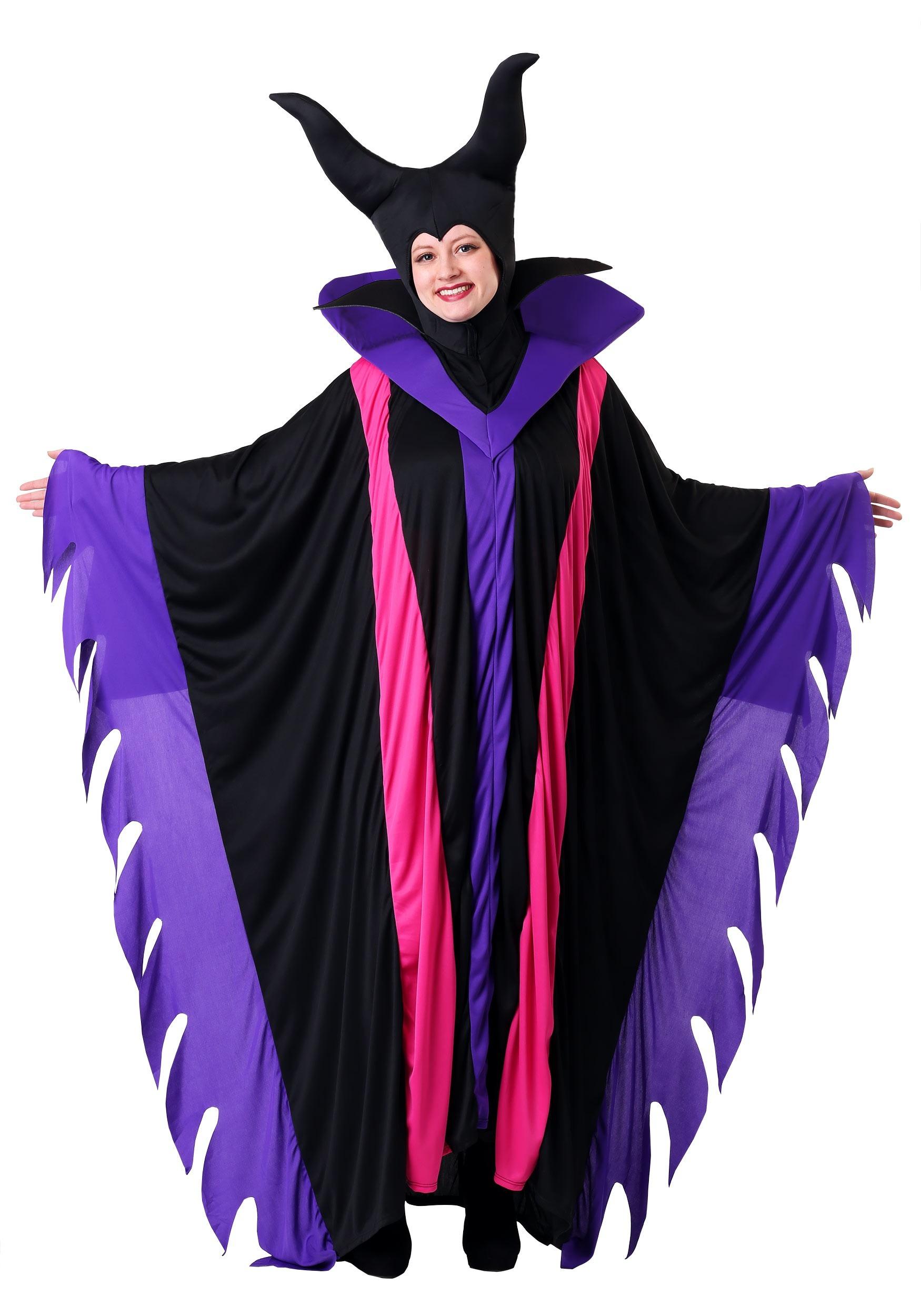 2b3d4eaef57 Plus Size Magnificent Witch Costume - Disney Villain Costume Ideas ...