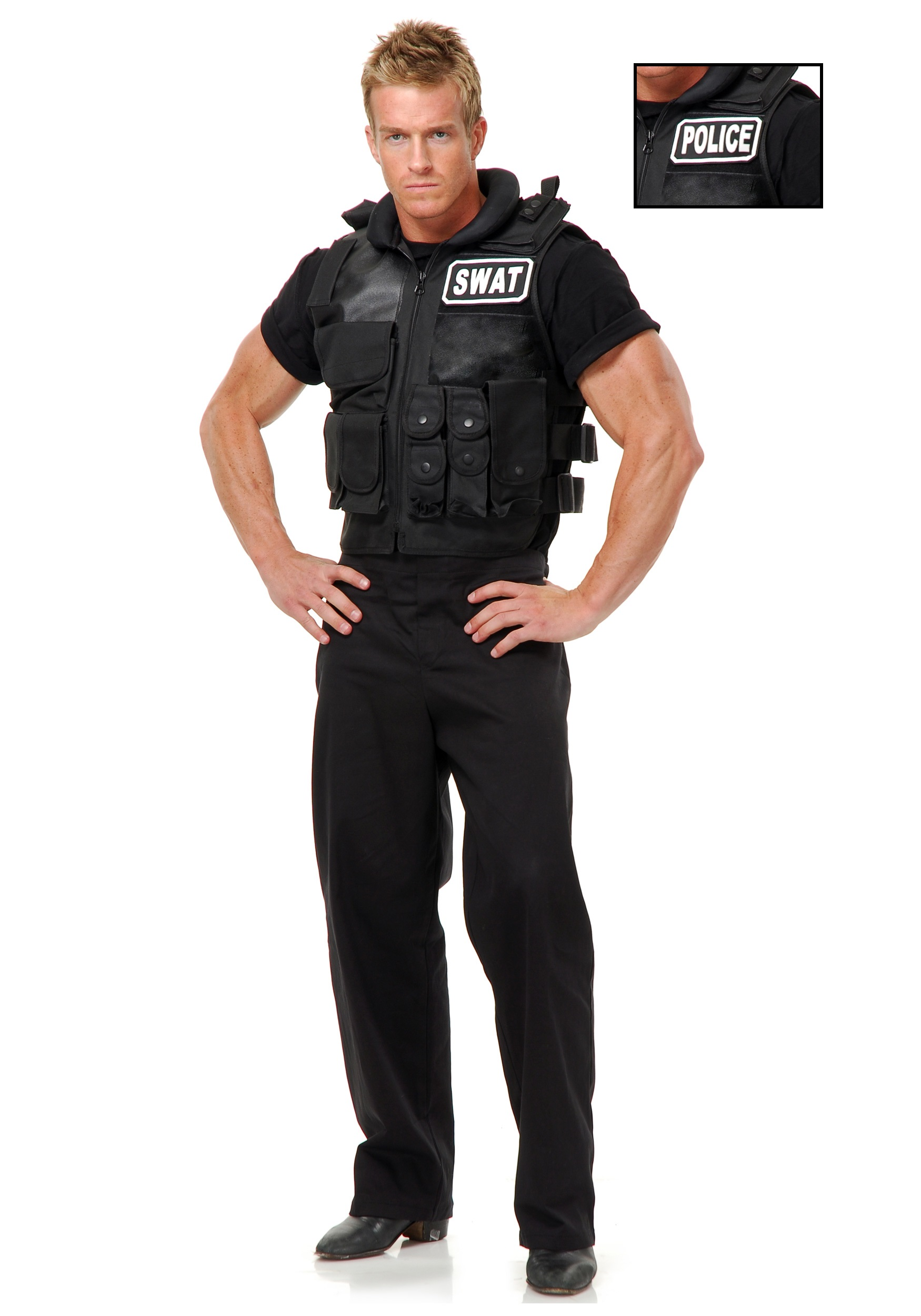 Swat Team Gear Swat Team Vest