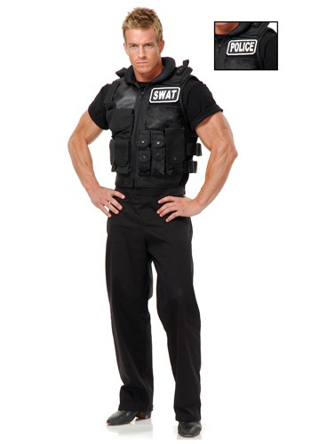 SWAT Team Vest By: Charades for the 2015 Costume season.
