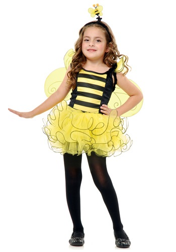 Child Sweet Bee Costume By: Charades for the 2015 Costume season.