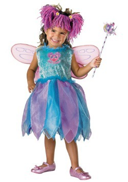 Deluxe Abby Cadabby Costume  sc 1 st  Halloween Costumes : blue fairy costume child  - Germanpascual.Com