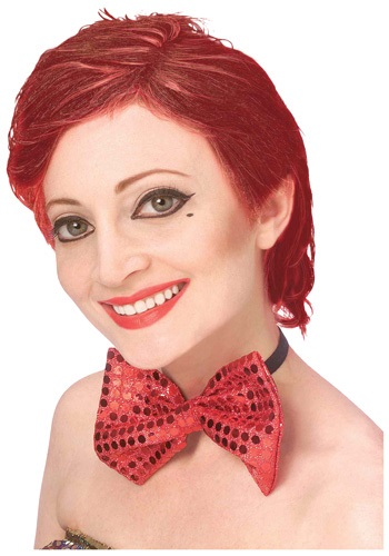 Rocky Horror Columbia Wig By: Forum Novelties, Inc for the 2015 Costume season.