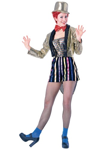 Rocky Horror Columbia Costume ()