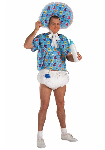 Adult Baby Boomer Costume By: Forum Novelties, Inc for the 2015 Costume season.