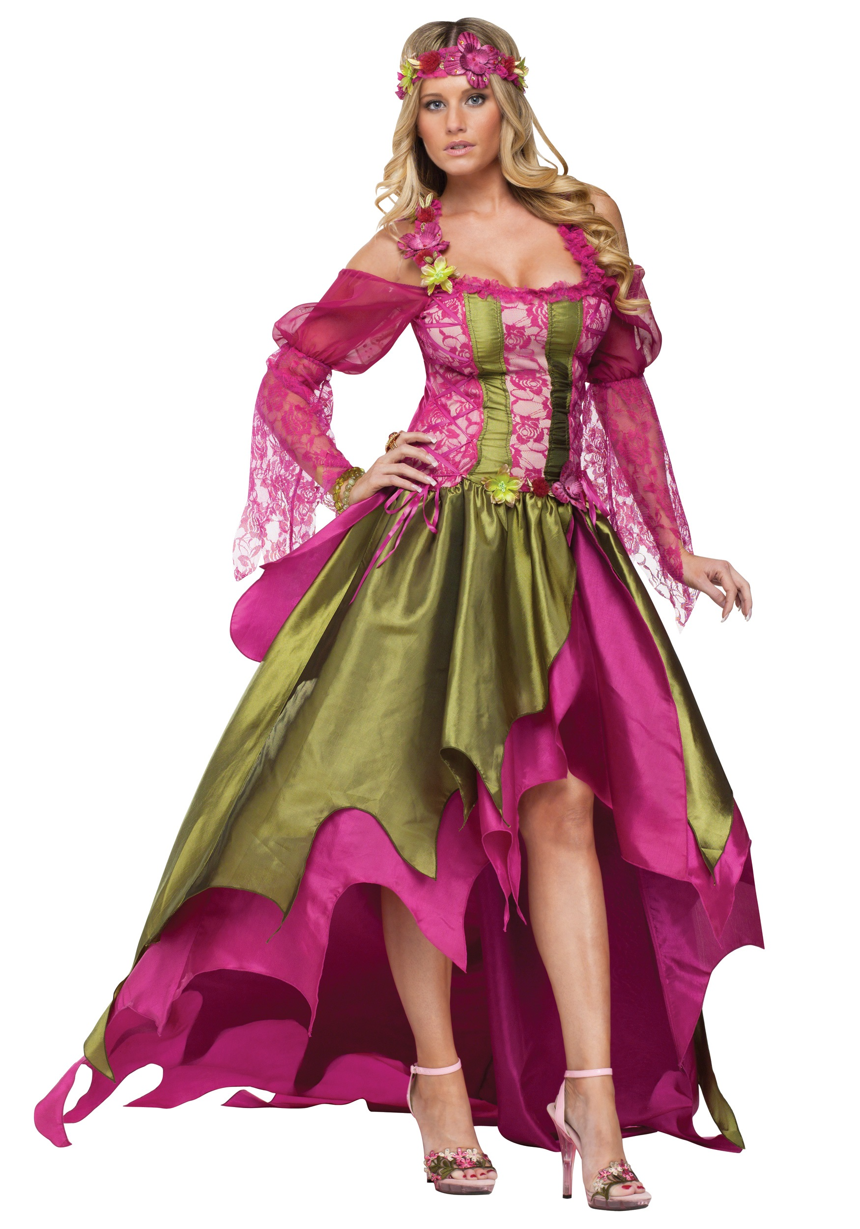 sc 1 st  Halloween Costumes & Plus Size Fairy Queen Costume
