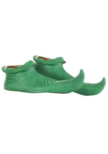 Green Munchkin Elf Shoes