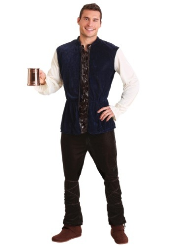 Click Here to buy Plus Size Renaissance Tavern Man Costume from HalloweenCostumes, USA Funds & Shipping