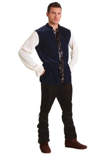 Plus Size Medieval Tavern Man Costume for Men