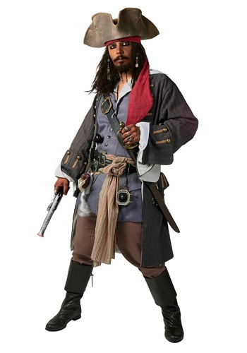 Plus Size Realistic Caribbean Pirate Costume By: Fun Costumes for the 2015 Costume season.