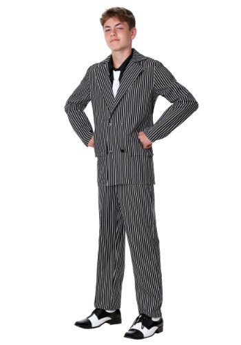 Click Here to buy Teen Deluxe Gangster Costume from HalloweenCostumes, CDN Funds