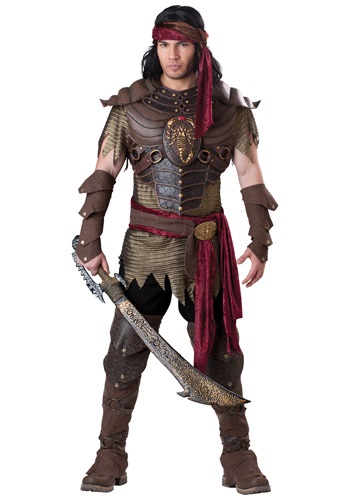 Click Here to buy Scorpion Warrior Costume from HalloweenCostumes, USA Funds & Shipping