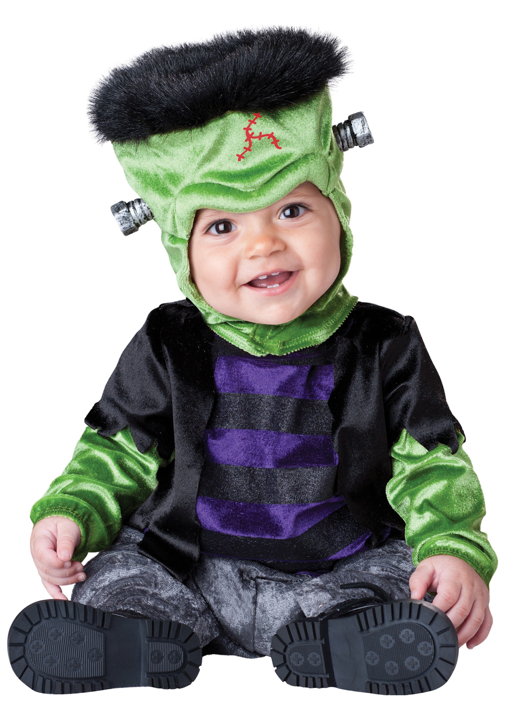 infant monster boo costume. Black Bedroom Furniture Sets. Home Design Ideas