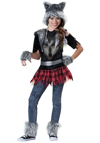 Click Here to buy Tween Werewolf Costume from HalloweenCostumes, CDN Funds