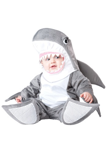 Click Here to buy Baby Silly Shark Costume from HalloweenCostumes, USA Funds & Shipping