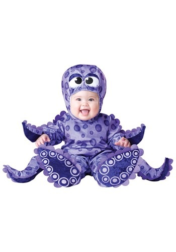 Tiny Tentacles Octupus Costume for Baby