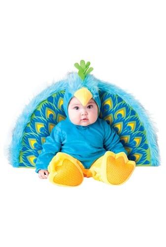 Infant Precious Peacock Costume