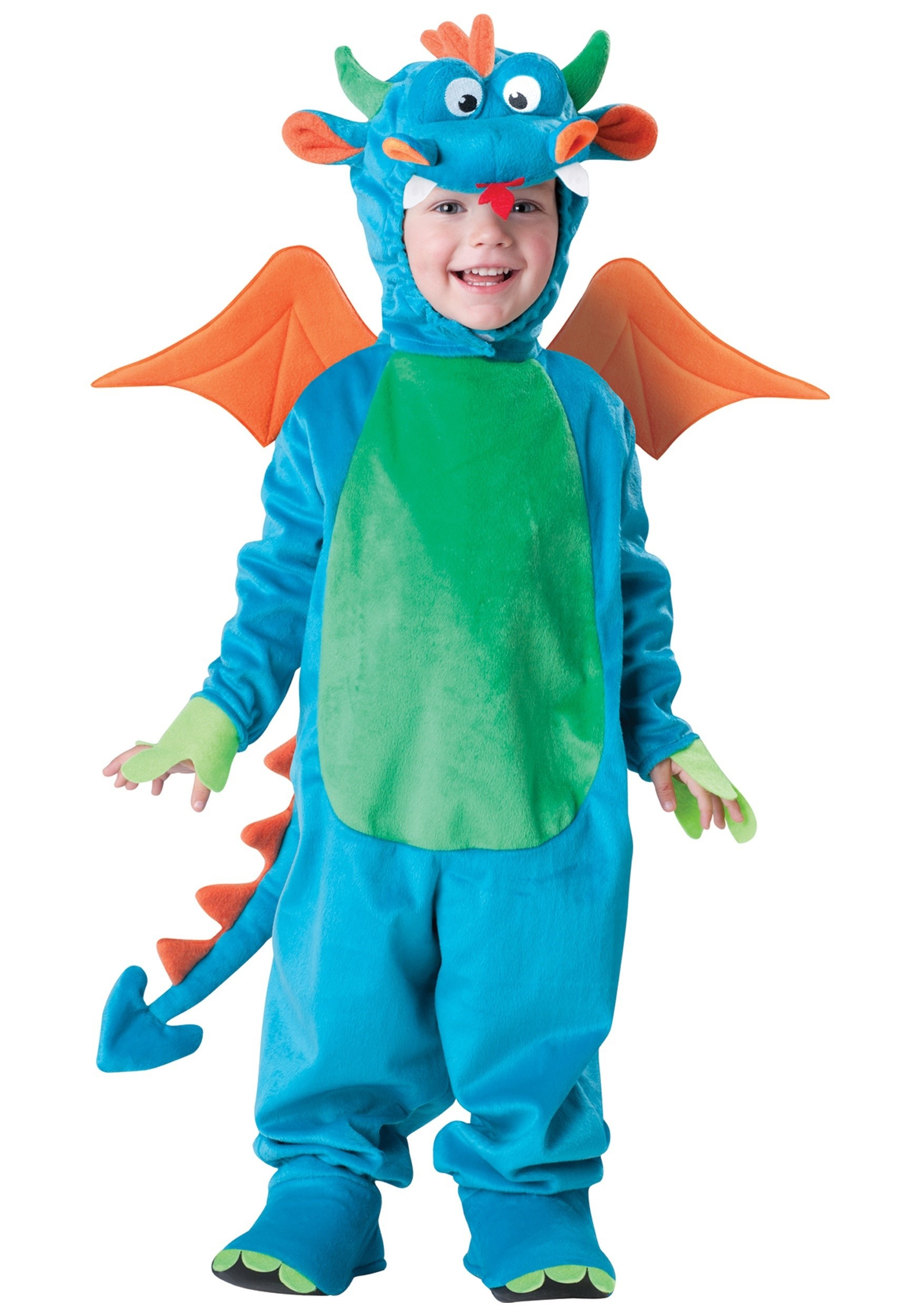 Toddler Dinky Dragon Costume IN7514