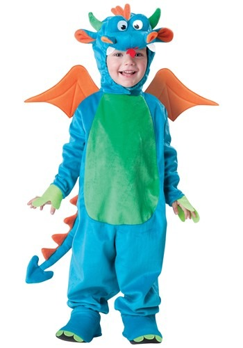 Toddler Dinky Dragon Costume IN7514-M