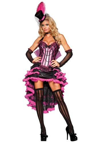 Burlesque Beauty Costume