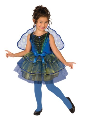 Child Peacock Costume LI3360