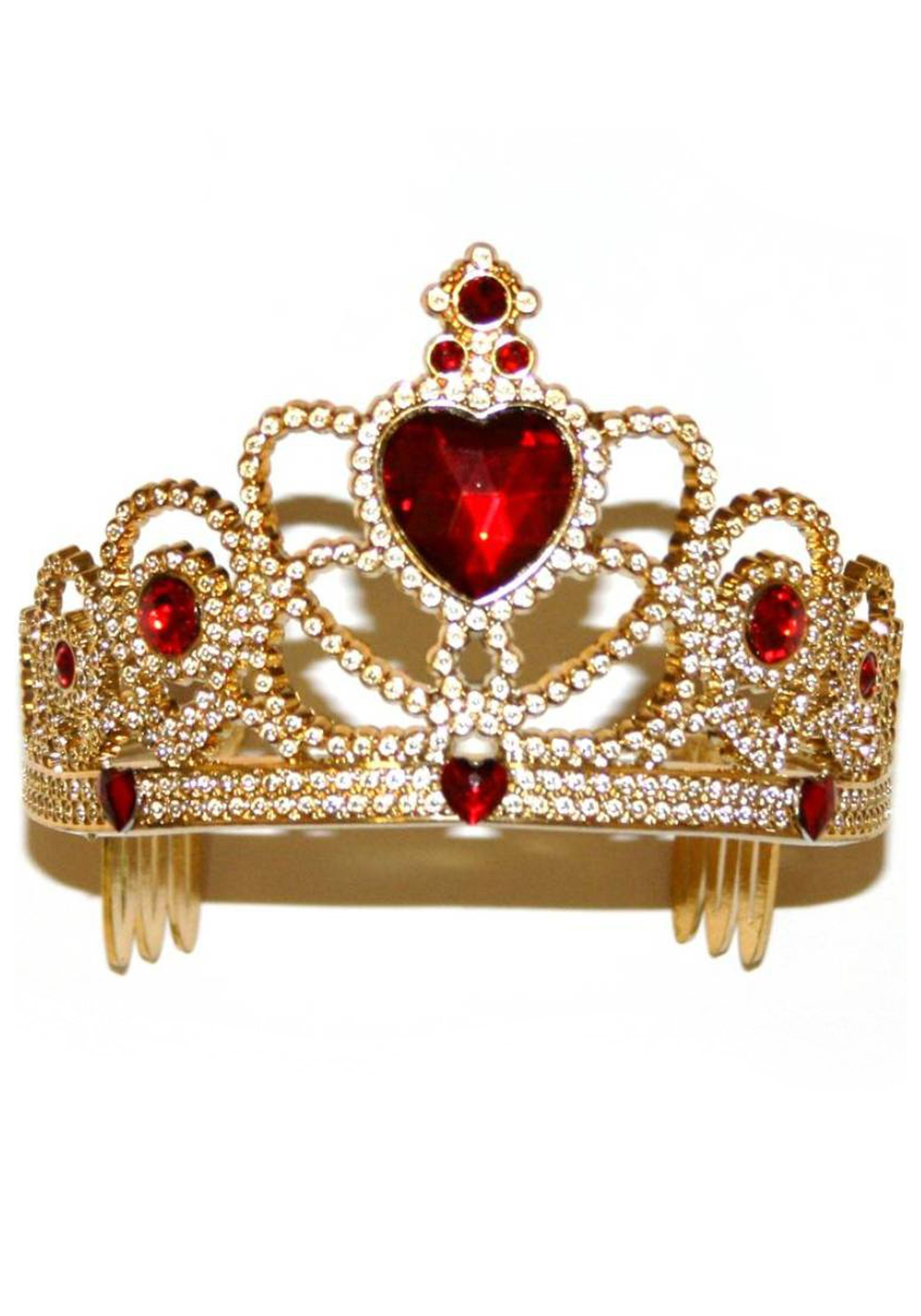 Gold and Red Princess ...