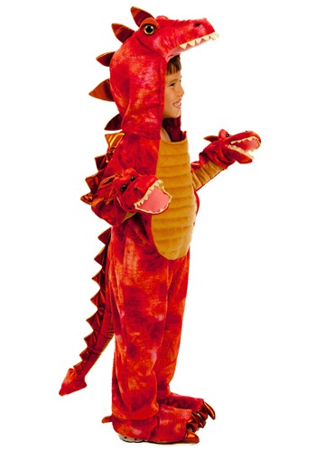 Hydra Red Dragon Costume By: Princess Paradise for the 2015 Costume season.
